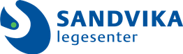 Sandvika Legesenter AS sin logo